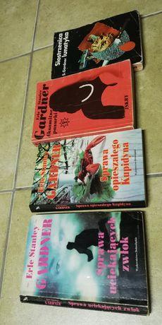 Erle Gardner 4 ksiazki