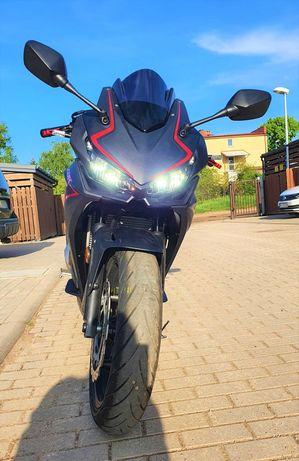 Honda CBR500RA 2020 r przebieg 1400 km