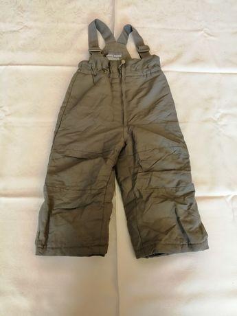 Spodnie narciarskie rozmiar 86