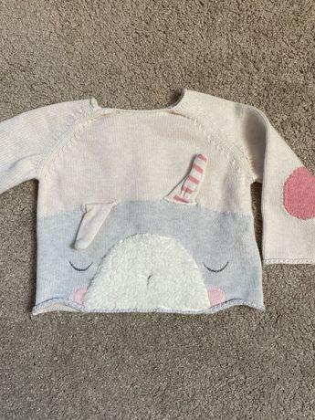 sweterek next rozm 74