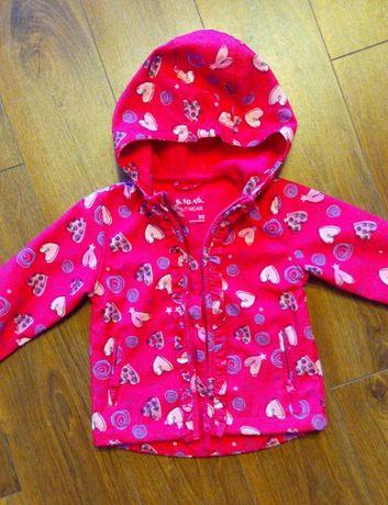 Prawie nowa kurtka dla dziewczynki 92 z 5 10 15