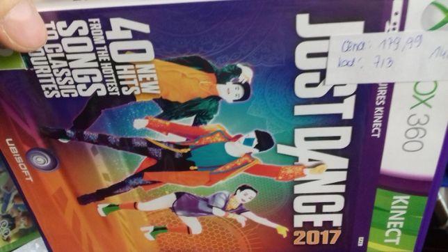 JUST DANCE 2017 Xbox 360, SKLEP Tychy