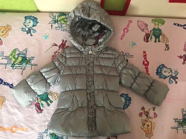 Куртка деми на девочку 1,6-2,6 года