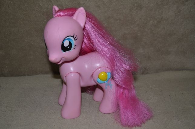 Озорная Пинки Пай.My little pony.Hasbro.