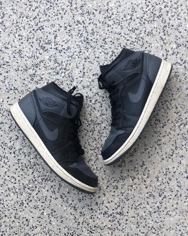 Air Jordan 1 Mid 'Dark Grey'