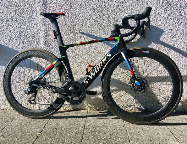 2018 Specialized S-Works Venge ViAS 52 cm Spec edition Sagan aero bike