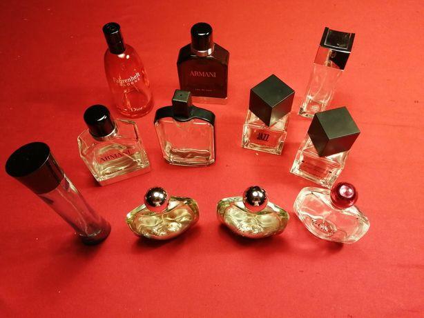 Frascos perfume vazios