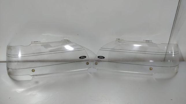 Protetores de Luz frontal Fiesta RS TURBO Xr2i Rs1800 Ford, Originais