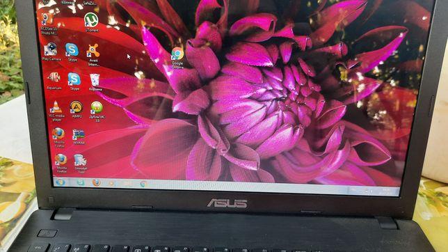 Ноутбук ASUS X551C полная комплектация