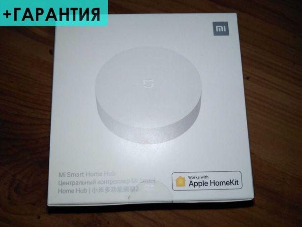 Шлюз хаб Xiaomi Mi Smart Home Hub Gateway 3 ZNDMWG02LM/YTC4044GL 2021