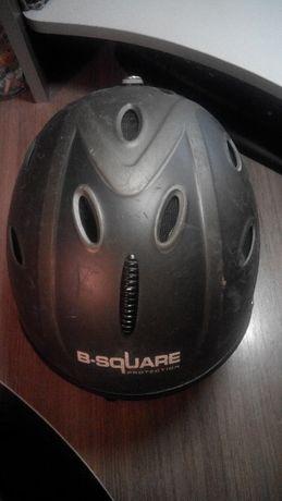 Детский горнолыжный шлем B-Square protection. Производство Германия.