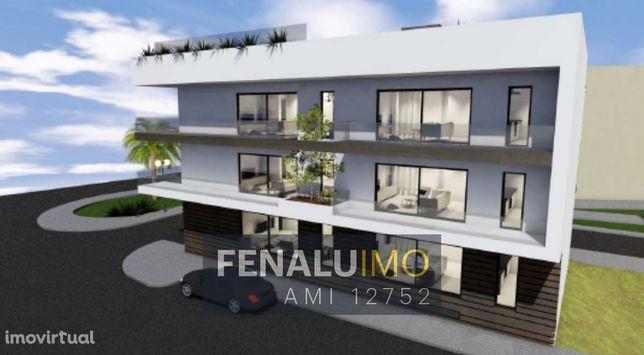 Apartamento T2 novo, piscina, praia da Consolação, costa da prata