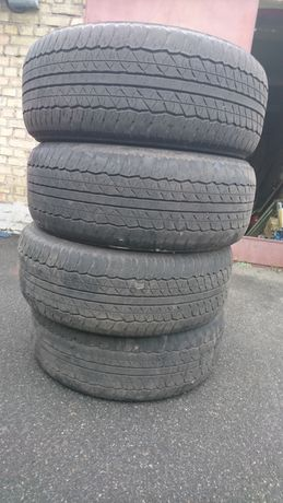 Резина Dunlop at 20 265/60 R 18 m+s Made in Japan