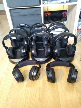 Słuchawki bezprzewodowe Thomson WHP 3001 czarne