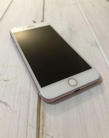 iPhone 7+ plus 32 gb rose