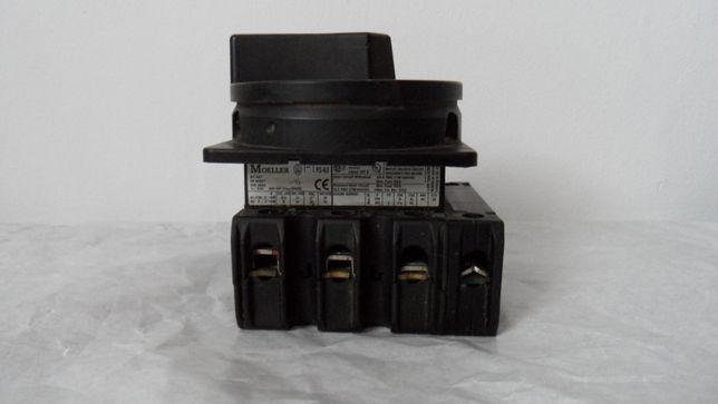 Przełącznik główny awaryjny Moeller P3-63