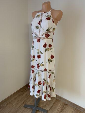 Nowa sukienka boohoo boutique rozmiar 36 zara