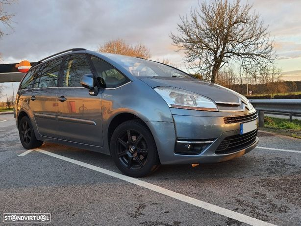 Citroën C4 Grand Picasso 1.6 HDi Exclusive CMP6