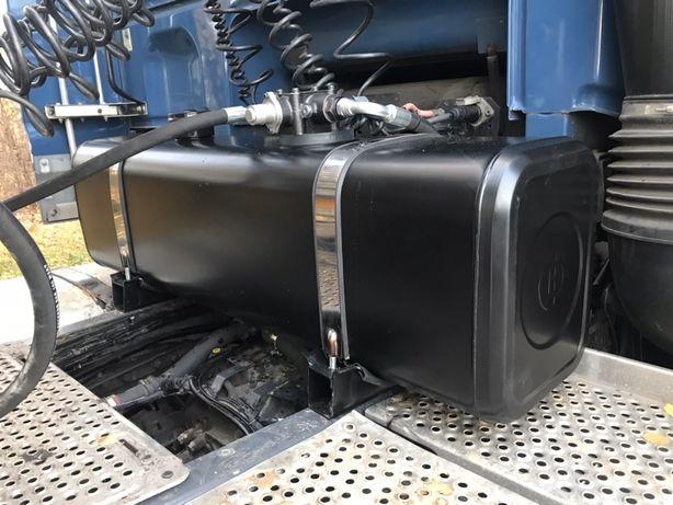 Гидравлика на тягач, установка гидравлики на DAF MAN VOLVO