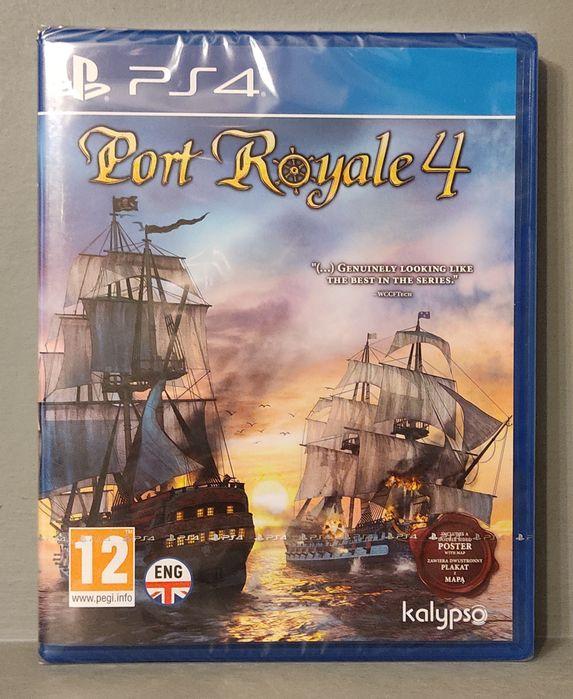 OKAZJA! PlayStation 4! Port Royale 4 ! PS4 - Polecam OKAZJA Ostrów Wielkopolski - image 1