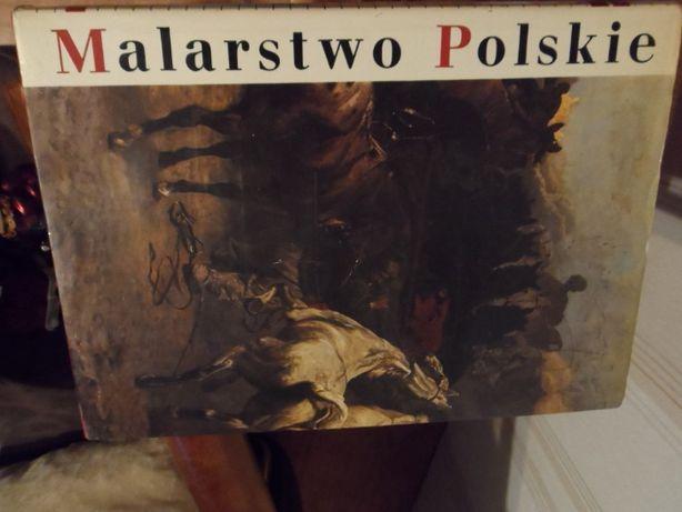 Malarstwo Polskie Romantyzm Historyzm Realizm Andrzej Ryszkiewicz