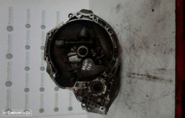 Caixa De Velocidades Opel Kadett E Combo (T85)