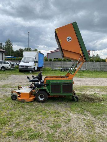 Sprzedam kosiarka traktorek Werner górny wysyp