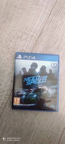 Need for speed 2015 PS4 PlayStation 4