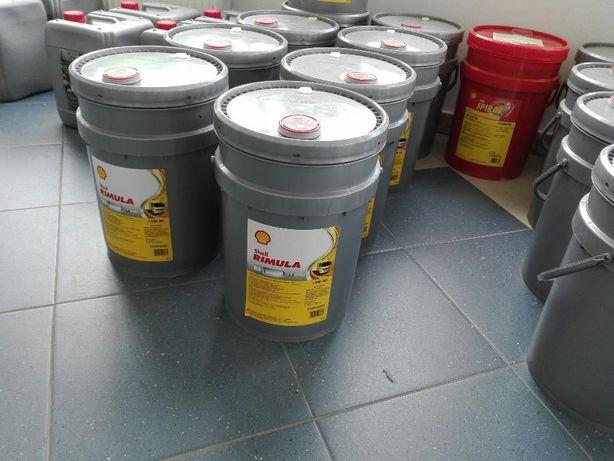 Olej silnikowy SHELL RIMULA R4L 15W40