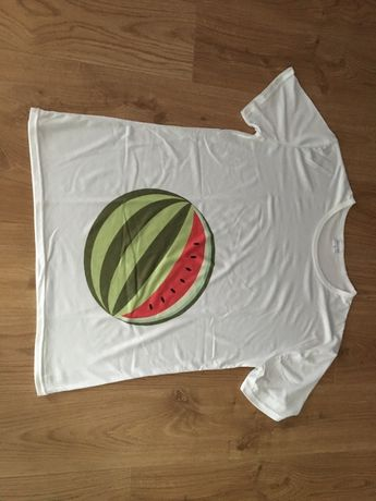 Bluzka arbuz ciążowa