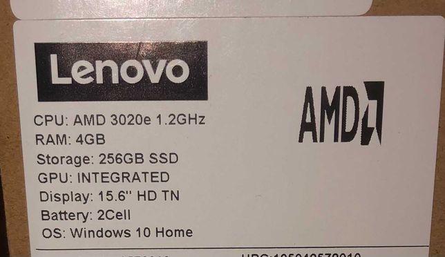 Portatil Lenovo V-15-ADA *NOVO(SELADO)*