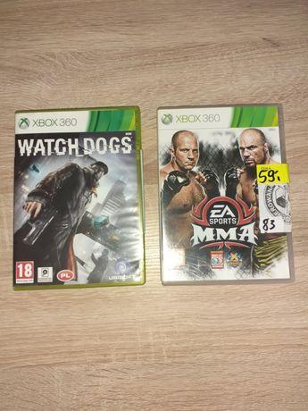 Gry na Xbox 360 Watch dogs . Mma