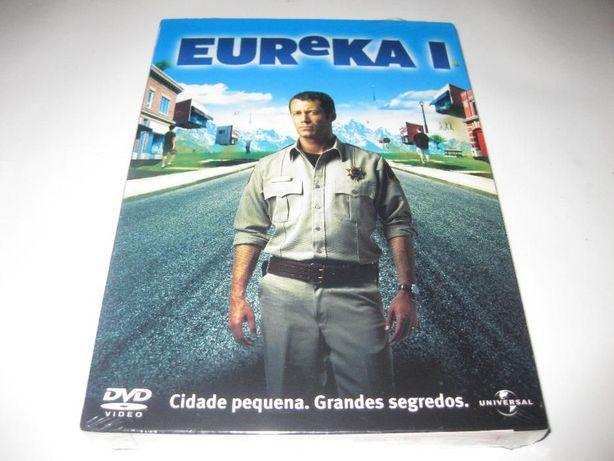 """Primeira temporada da série """"Eureka"""" Selado!"""