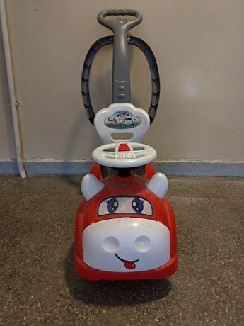 Pchacz samochód dla dziecka - jeżdzik