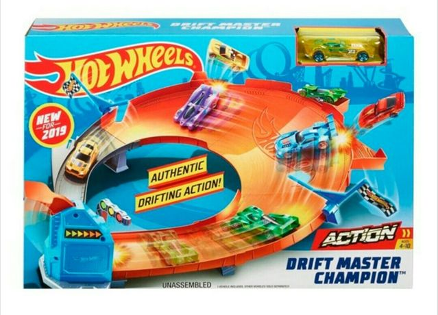 Трек Хот Вилс Кубок Чемпиона, Hot Wheels GBF81