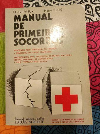 Manual de Primeiros Socorros - LIVRO