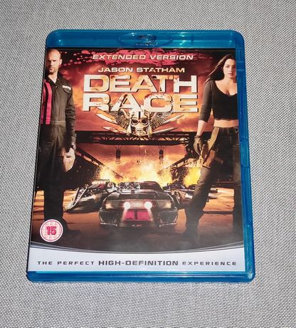 Death Race/Corrida Mortal Blu-ray - 2 discos