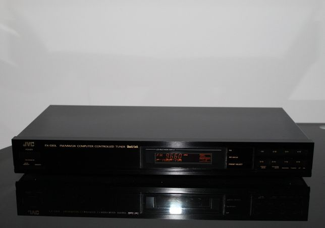 JVC FX-330L Tuner radiowy cyfrowy fm/am segment Wysyłka