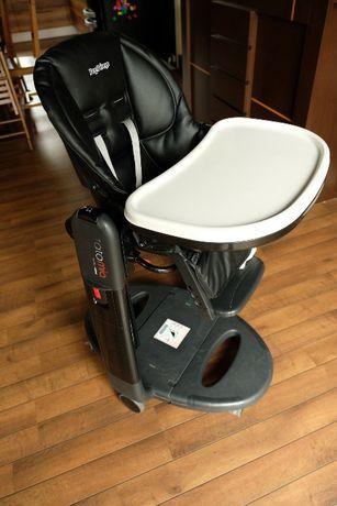 TataMia Krzesełko / leżak dla niemowlaka / huśtawka Peg-Perego
