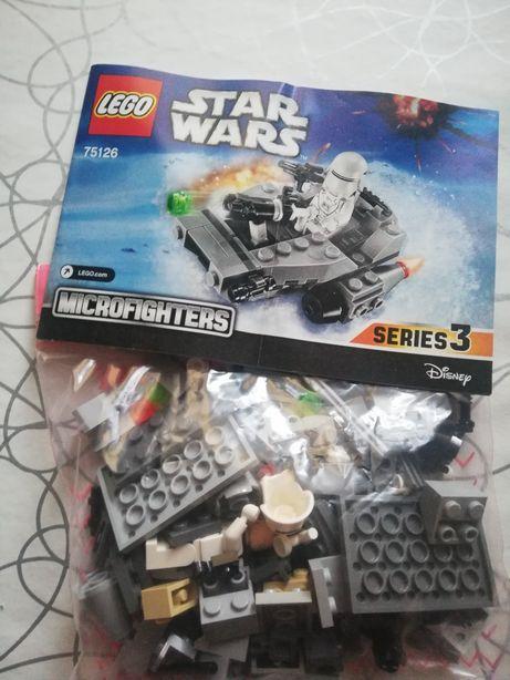 Lego Star Wars 75126 Śmigacz śnieżny