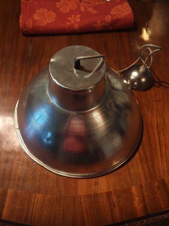 Candeeiro em Metal 40cm diâmetro