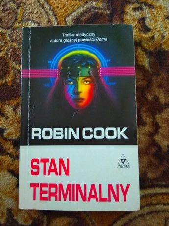 Książka Stan Terminalny Robin Cook
