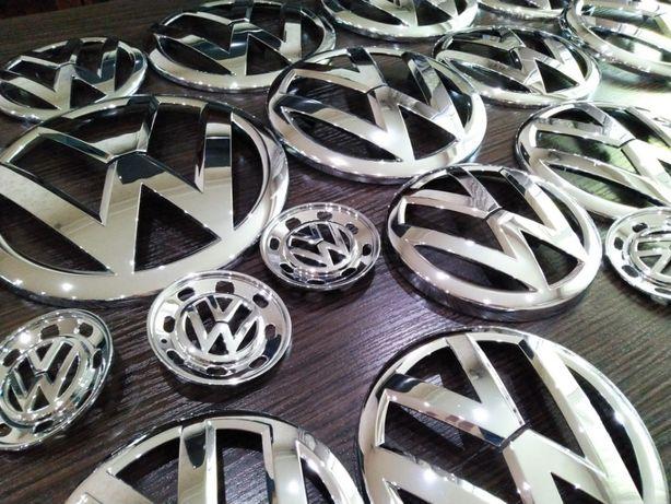 эмблемы Volkswagen Skoda Mini Cooper VRS, Superb , KODIAQ , KAROQ