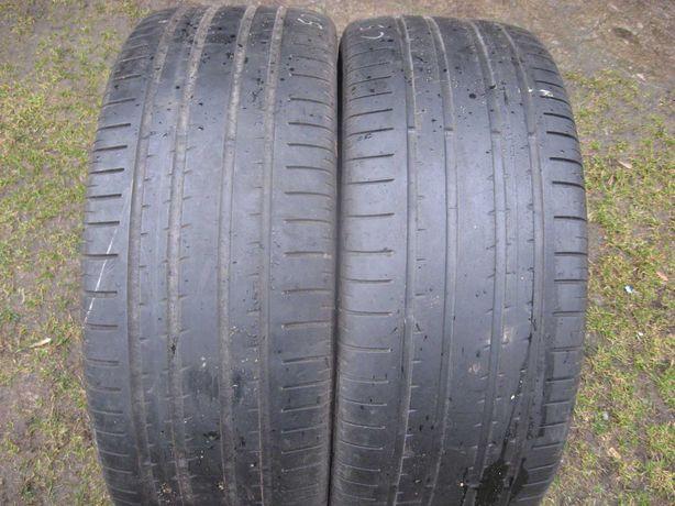 opony  letnie 255 50 r19 Pirelli Pzero Rosso-2szt