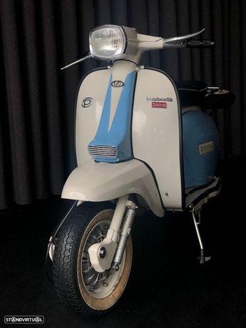 Lambretta D 200 Dl