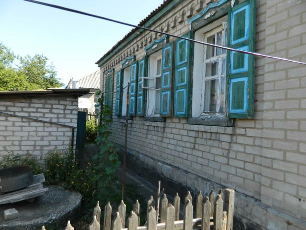 Кирпичный дом в р-не пов. Мельникова