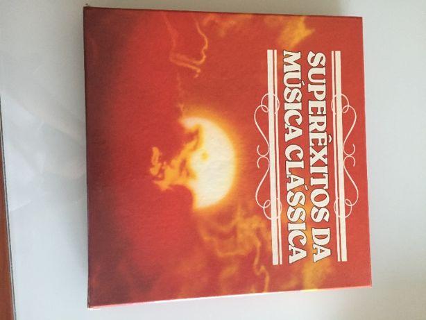 10 LPs de SUPERÊXITOS da Música Clássica