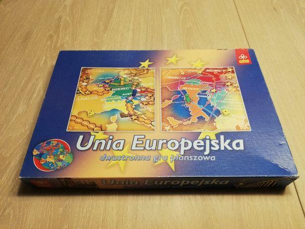 Unia Europejska - gra planszowa + gratis