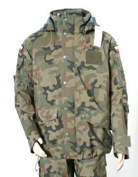 Kurtka+spodnie komplet M/R MON 128 GORE TEX ubranie ochrone