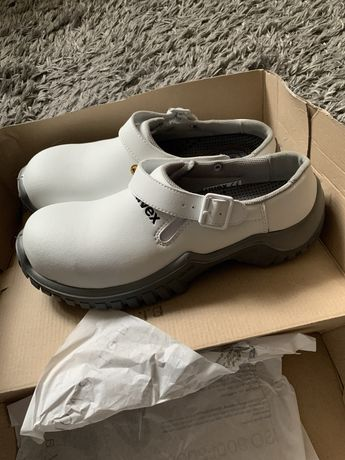 Buty/sandały pracownicze UVEX (nowe)